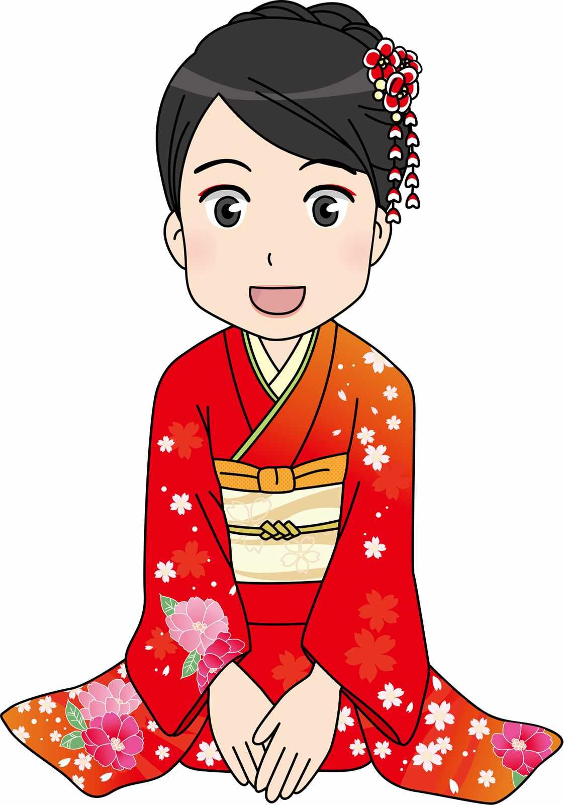 和服美人サムネイル画像